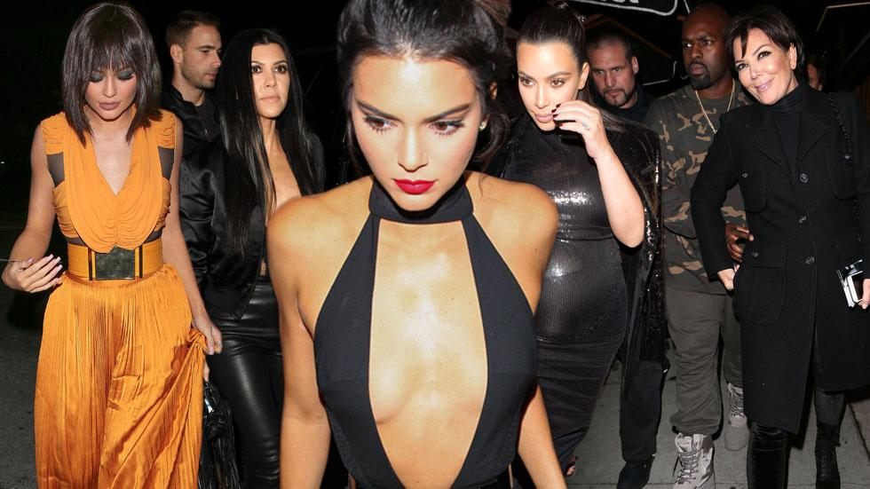 Kendall jenner birthday party 01