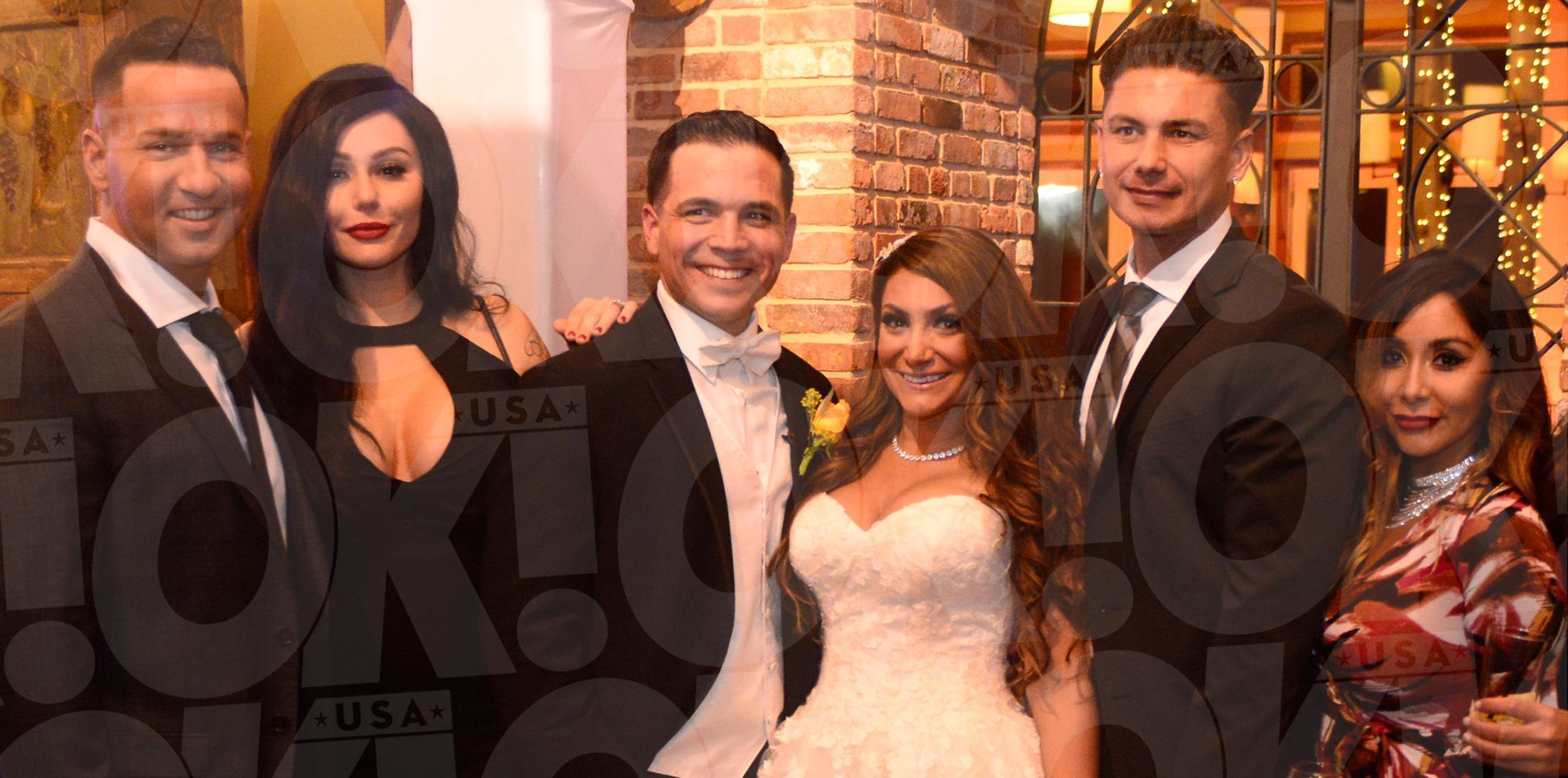 deena cortese wedding jersey shore cast husband pp 1