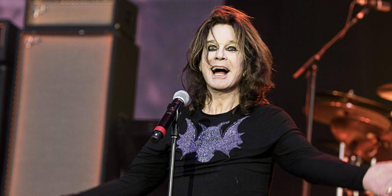 Ozzy Osbourne Says Face Tattoos Should Be Stopped