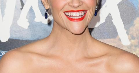 Reese Witherspoon attends the Los Angeles premiere of 'Wild'