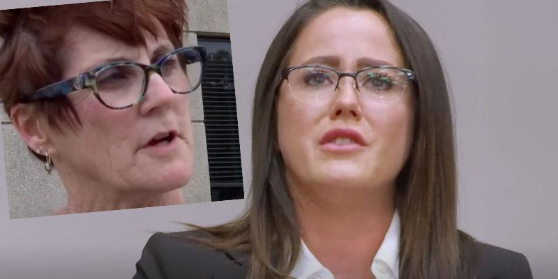Jenelle evans 911 call barbara hitting jace claims