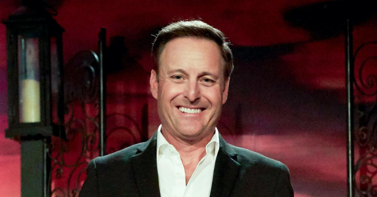 chris harrison the bachelorette filming without host