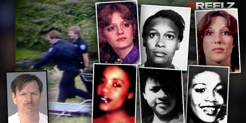Serial Killer Gary Ridgeway Murder Spree
