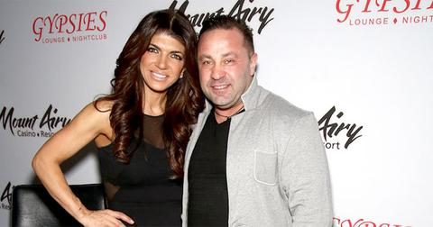 Teresa giudice mother died joe giudice leave prison funeral rhonj hr