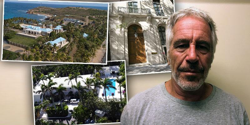 Jeffrey Epstein's Executors Can't Access His Fortune After His Death