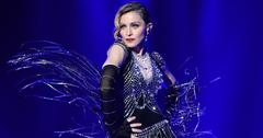 Madonna topless louis vuitton handbag main