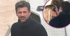 Patrick Dempsey Wife Jillian Fink Together Long