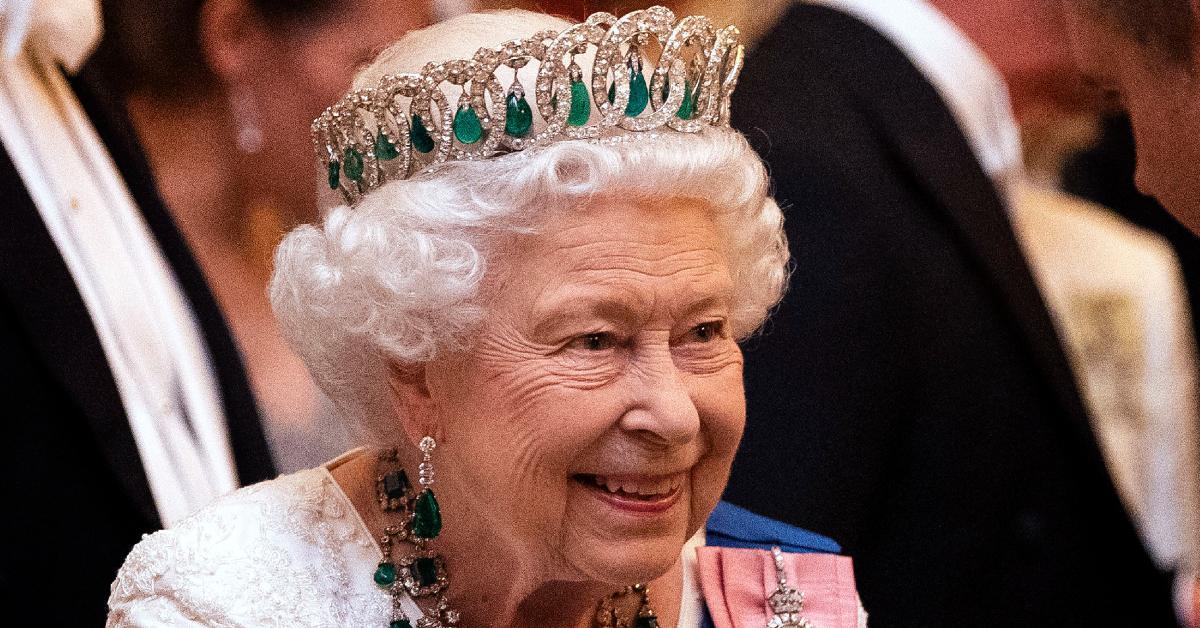 queen elizabeth pp