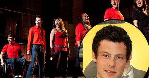Cory Monteith Death Glee Covering 1