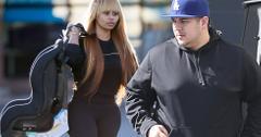 rob kardashian blac chyna pregnancy rumors