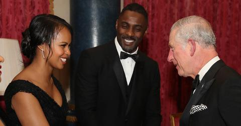 Idris Elba Introduces Girlfriend Prince Charles Pics PP