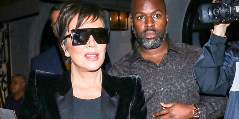 //Kris Jenner Sexy Outfit PP