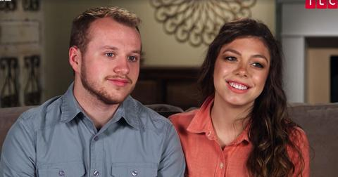 Josiah duggar wife lauren voted for the first time pp