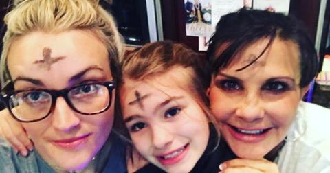 Maddie aldridge recovery jamie lynn spears daughter atv accident ash wednesday health update hero