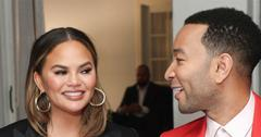 John Legend Says Chrissy Could Get Away With Cheating