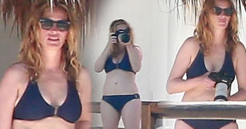 Julia robert bikini photos