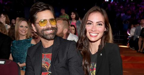john stamos engaged girlfriend caitlin mchugh long