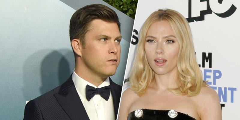 Scarlett Johansson and Colin Jost Tie the Knot and Prenup!