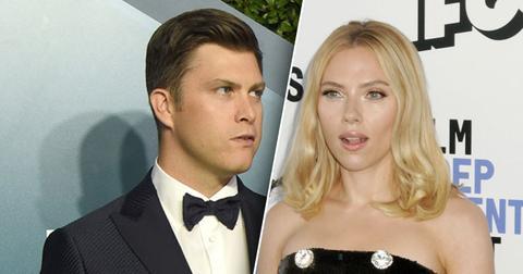 Scarlett Johansson and Colin Jost Tie the Knot and Prenup!