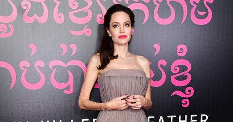 Angelina jolie scary skinny