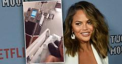 [Chrissy Teigen]'s 'Scary' Hospital Health Update After 'Huge' Blood Clot