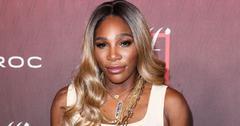Serena Williams Sports Illustrated Fashionable 50 Event