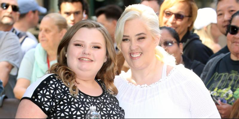 Honey Boo Boo, Mama June Shannon at Build Series in New York City
