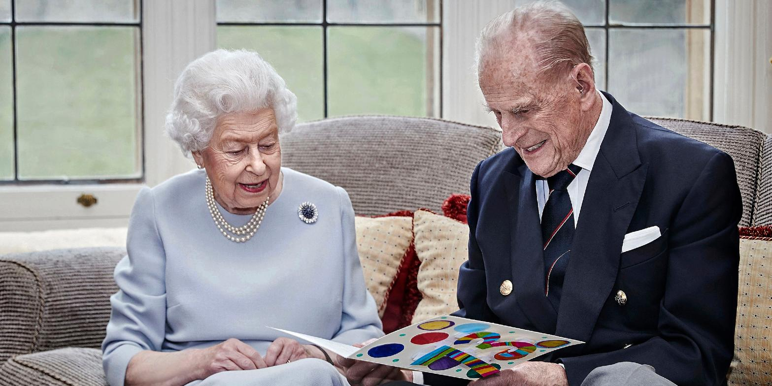queen elizabeth prince philip strength amazing death