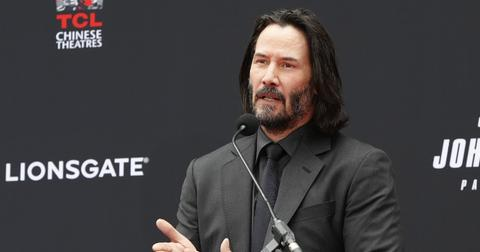 Keanu Reeves Wishes That He Could Play X-Men's Wolverine