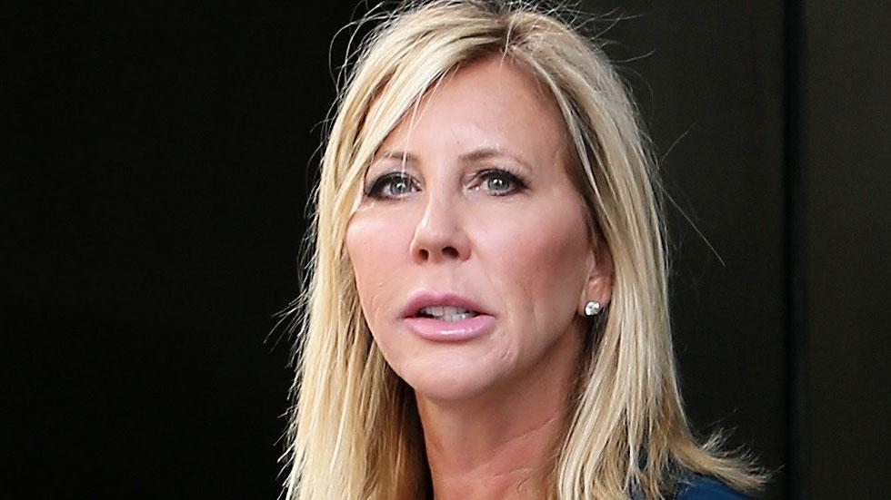 Vicki gunvalson frustrated attacked