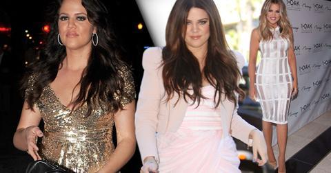 Khloe kardashian weight loss
