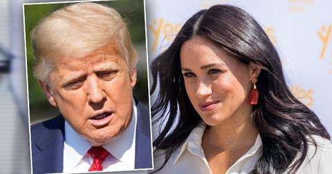 Meghan Markle Will Be 'Proudly Voting' To Get Trump Out Of Office