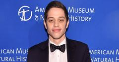 Pete Davidson Sober SNL Drugs Girlfriend Long