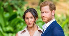 Prince Harry and Meghan Markle in South Africa.