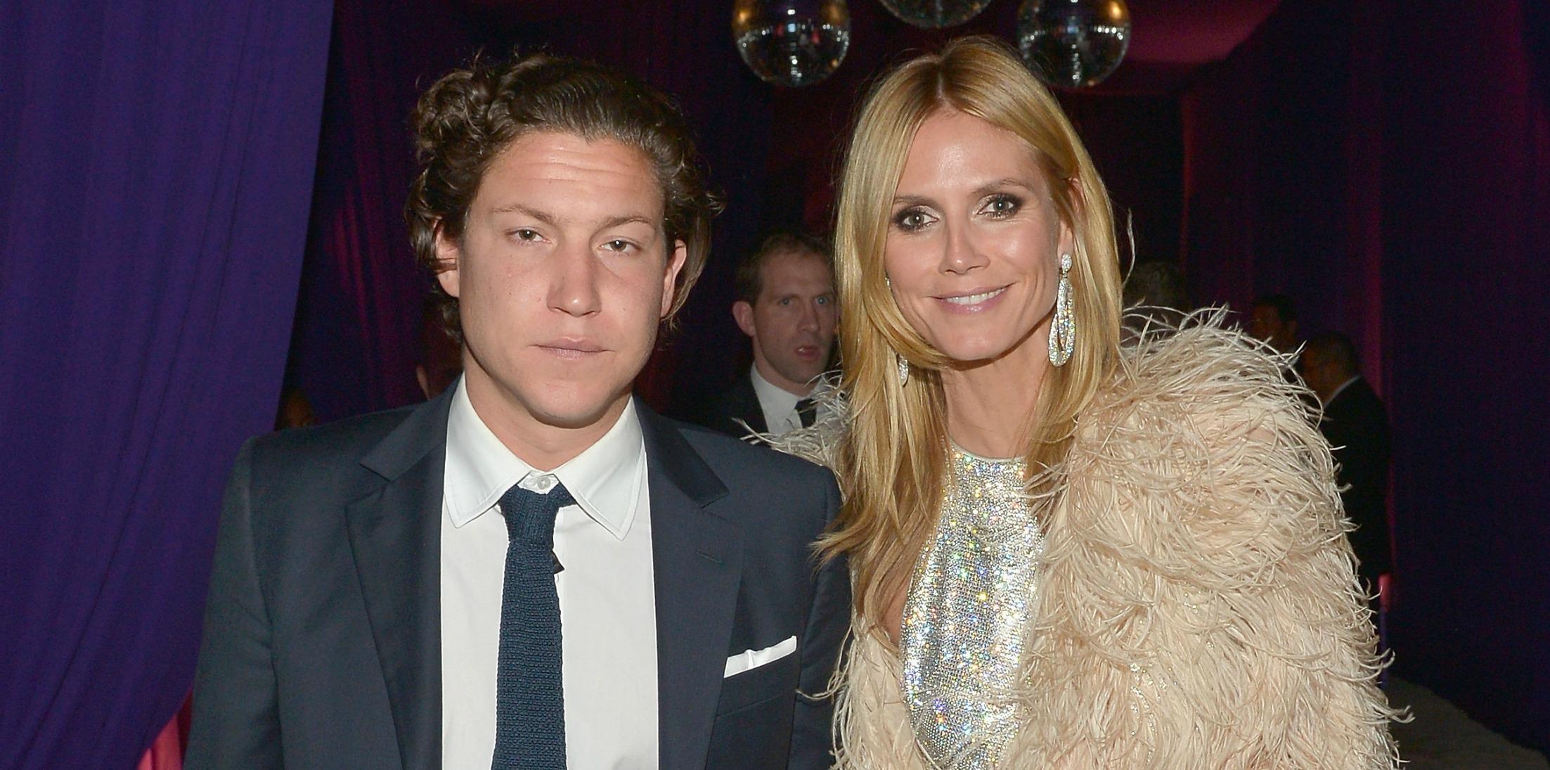 Heidi Klum Boyfriend Vito Schnabel Cheating Rumors Long