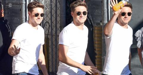 Niall Horan Jimmy Kimmel