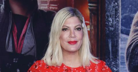 Tori Spelling Money Woes PP