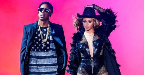 Beyonce jay z tour