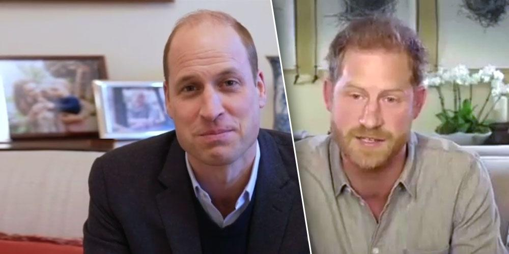 Prince William And Harry Call A Truce As They Exchange Holiday Gifts