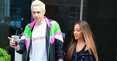 Ariana Grande slams Pete Davidson mock proposal