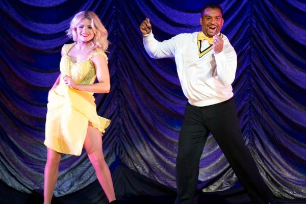 Alfonso Ribeiro dancing with the stars tour