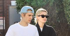 lack of trust made justin bieber and hailey baldwin first year of marraige real tough