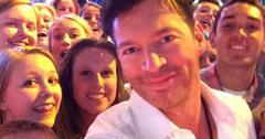 Harry connick jr selfie