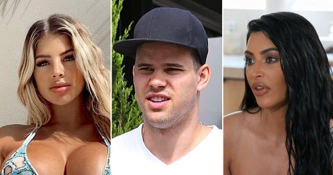 Kim Kardashian's Ex-Hubby Kris Humphries Spotted With A (Very) Busty Blonde