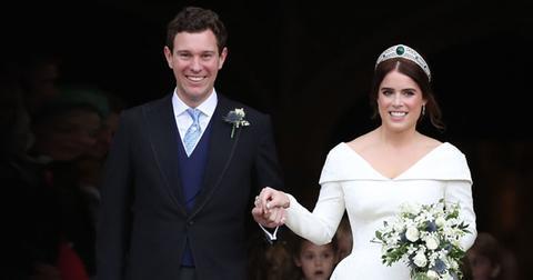 Princess Eugenie Never before seen wedding photos