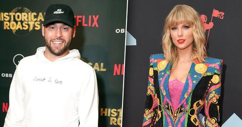 Taylor Swift & Scooter Braun