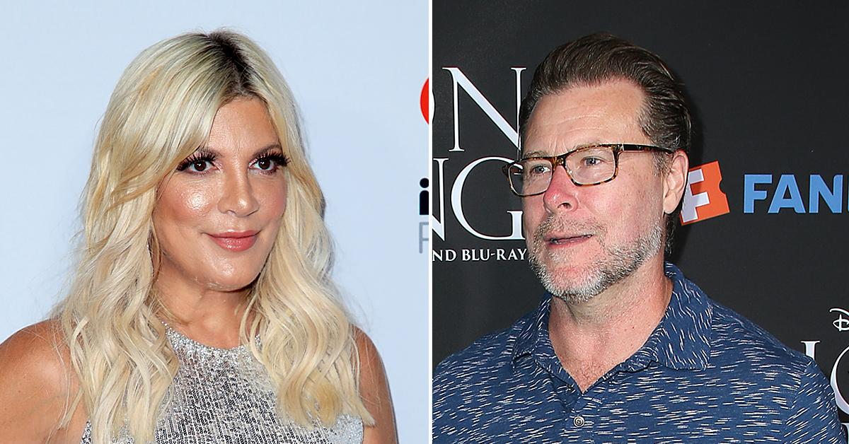 tori spelling reveals she and husband dean mcdermott sleep in different rooms