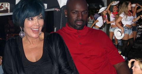 Kris Jenner Hides Bald Spot