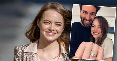 Did Emma Stone Get Married To Dave McCary? Spotted With New Ring