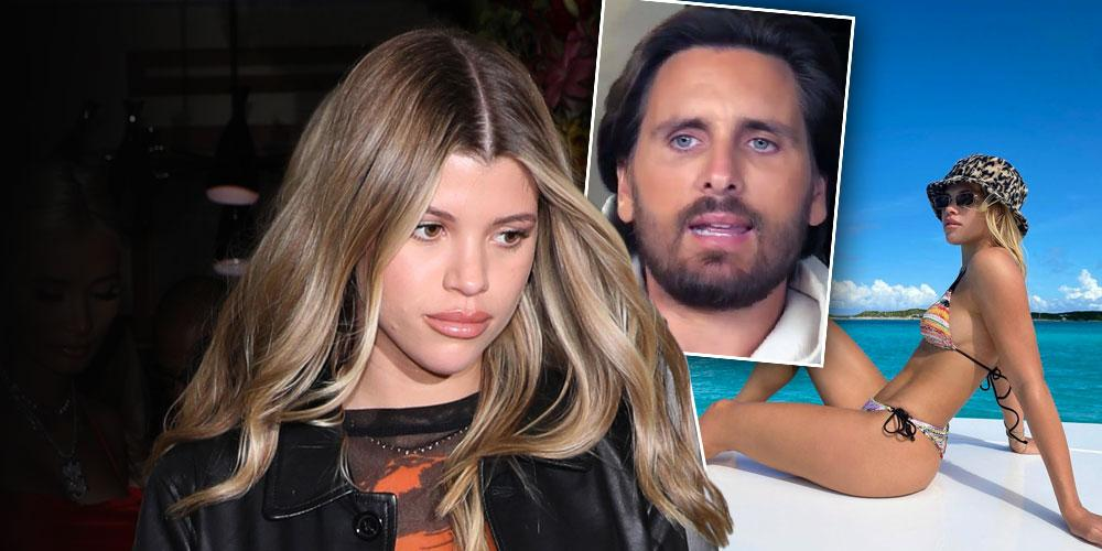 See Sofia Richie's Thirst Trap Photos Since Scott Disick Split